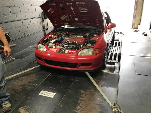 Project Civic - Letting It Breath   importnut net