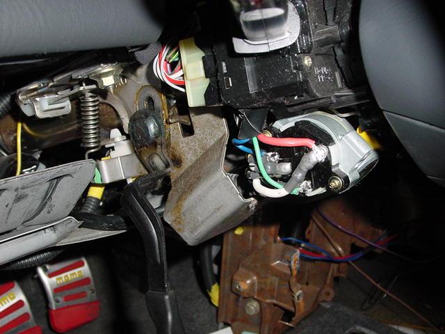 Turbo Timer Install on