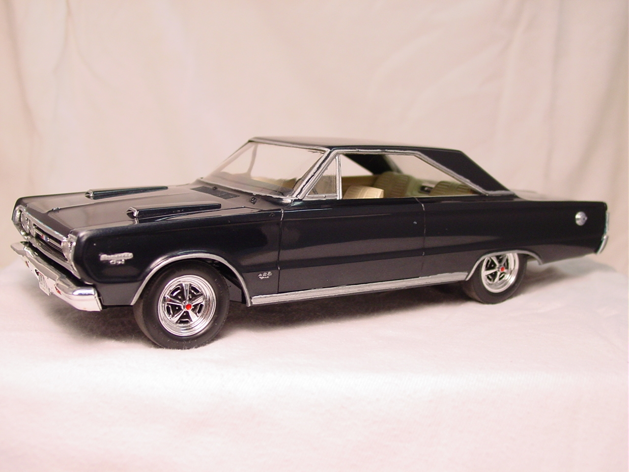 1967 Plymouth Gtx Revell Scale Importnut Net