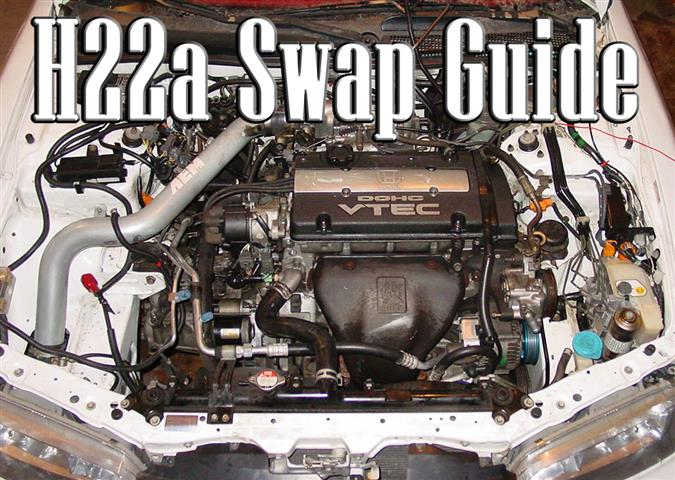 H22A Swap Guide | importnut.net H A Distributor Wiring Diagram on