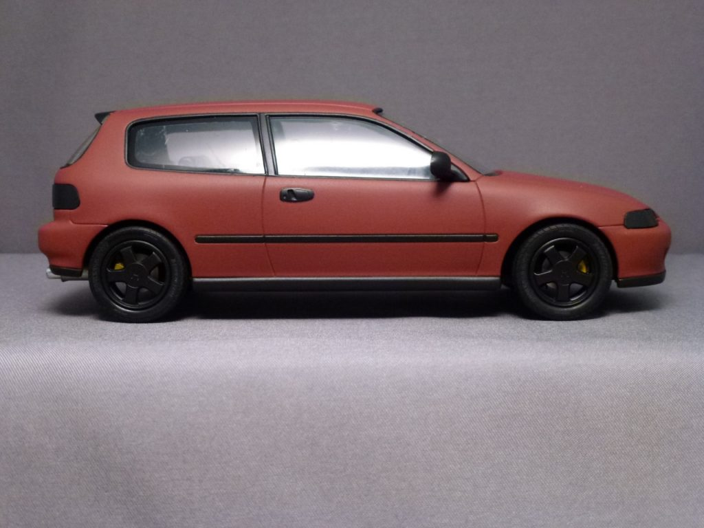 Honda Civic Eg Hatch The First One Hasagawa Scale 1970 Hatchback