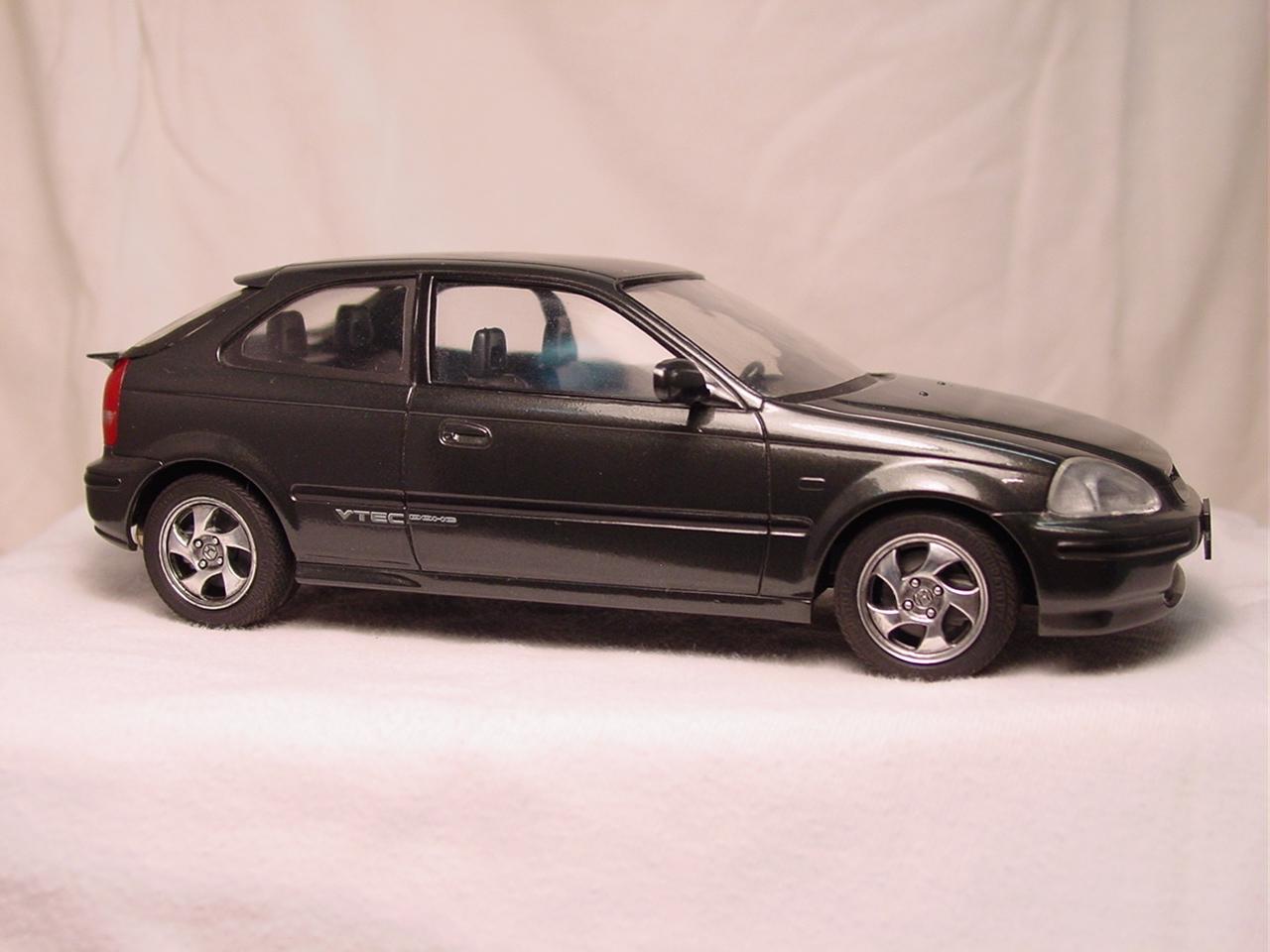Honda EK Civic - Fujimi