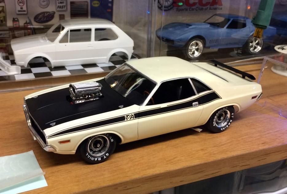 2002 Dodge Challenger >> 1970 Dodge Challenger - Monogram | Scale importnut.net